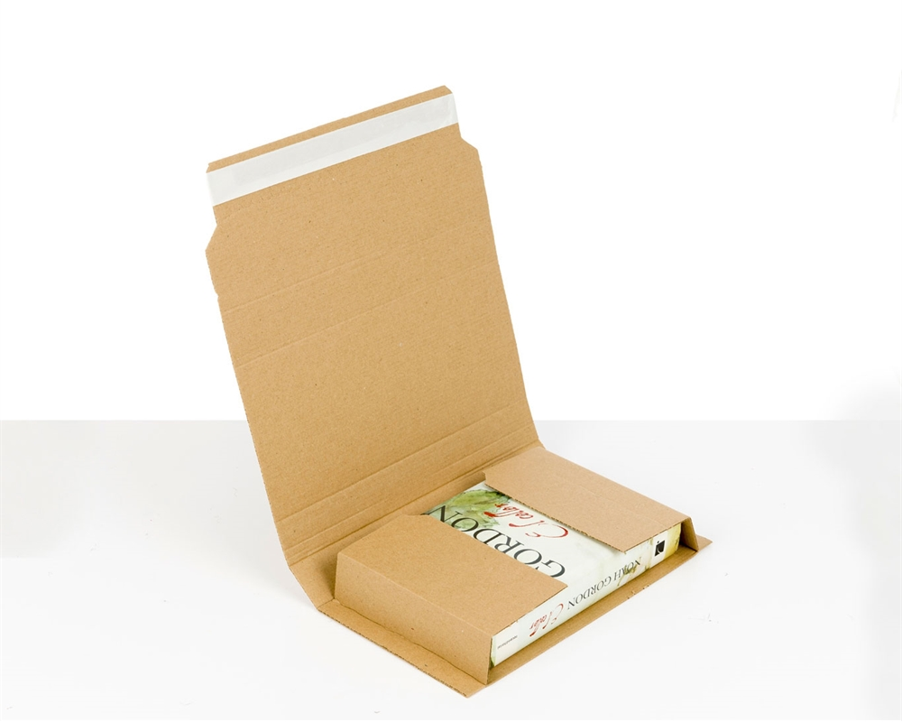 Corrugated Book Mailer