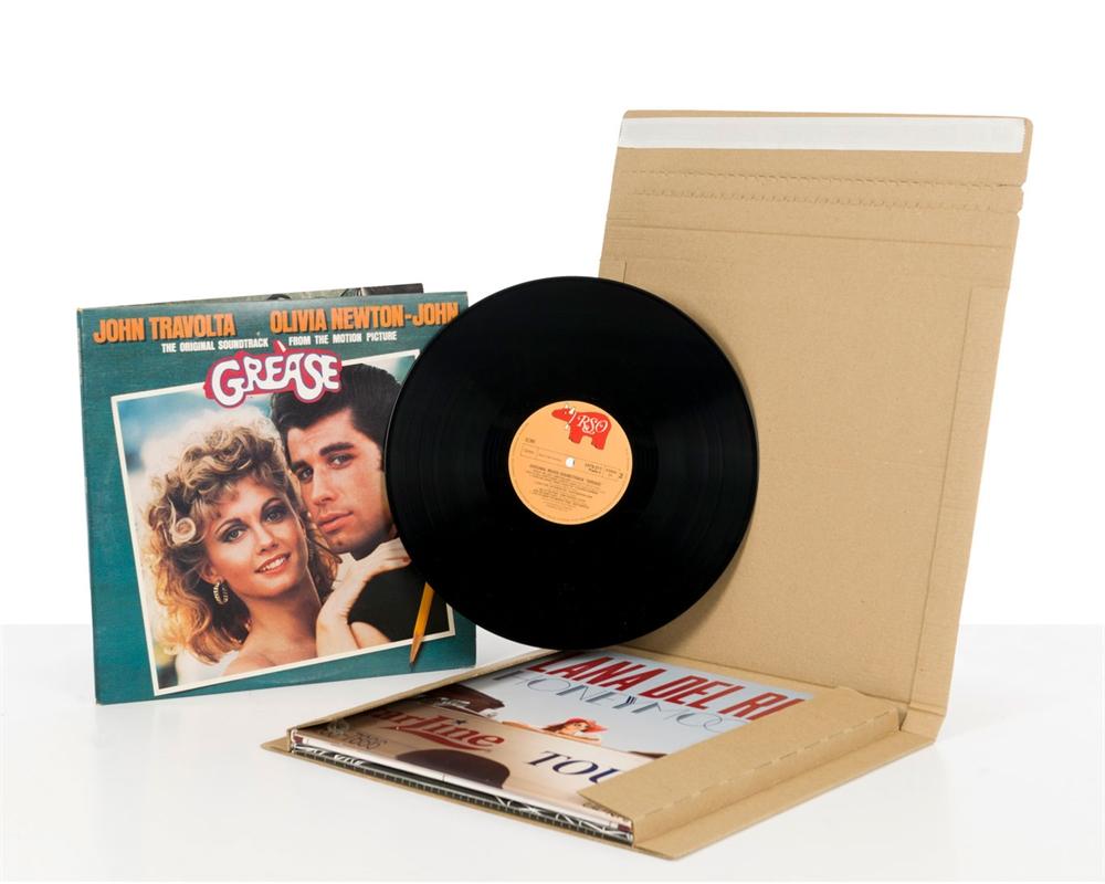 vinyl record mailer