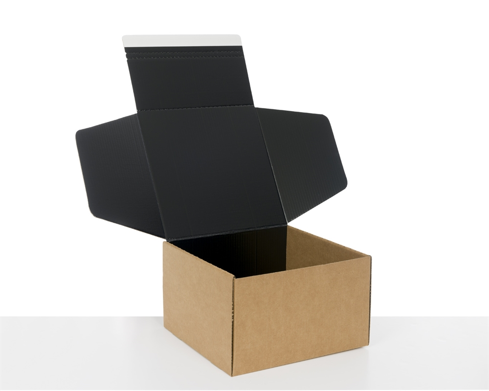 Black Cardboard Boxes CGPB10-BB