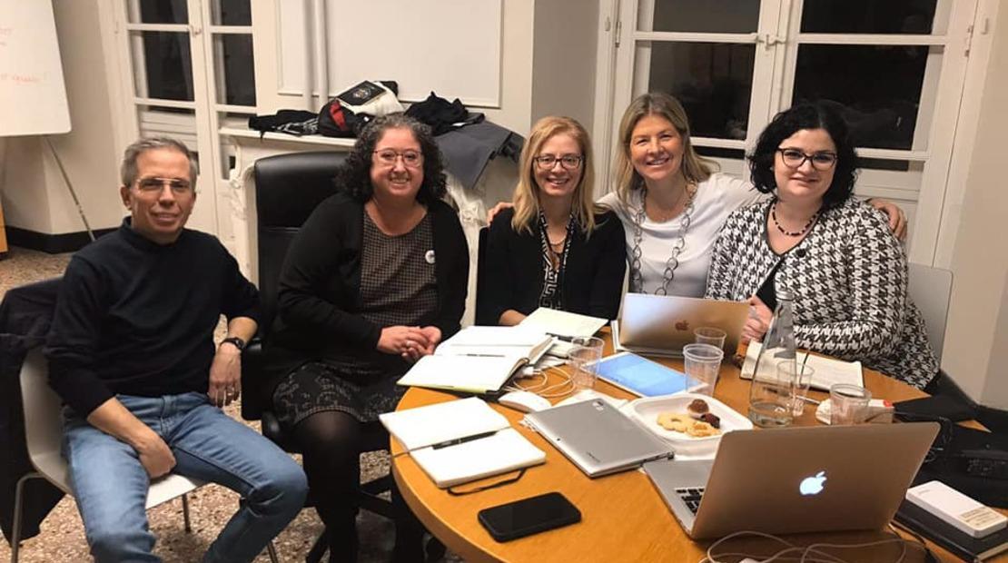 11 e 12 Gennaio 2020 - Genova - Incontro del Comitato Esecutivo