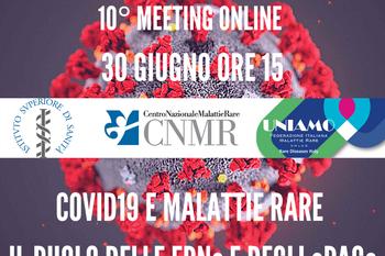 COVID19 e Malattie Rare