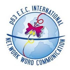 Logo di p63 Sindrome E.E.C. International net work word communication Onlus.