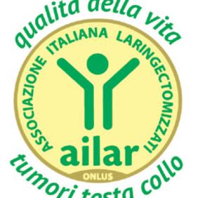 Logo di Associazione Italiana Laringectomizzati AILAR