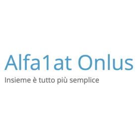 Logo di Alfa1at Onlus Insieme è tutto più semplice
