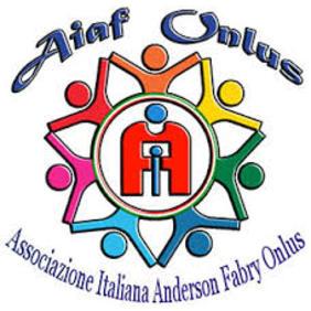 Logo di AIAF Onlus (Associazione Italiana Anderson-Fabry)