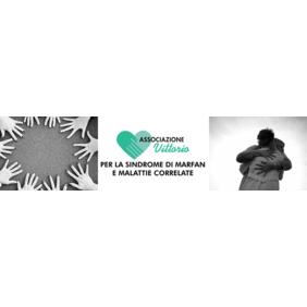 Logo di Associazione Vittorio per la sindrome di Marfan