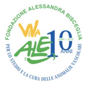 Logo di Fondazione Alessandra Bisceglia W Ale Onlus