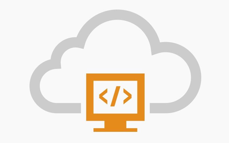 Custom application hosting