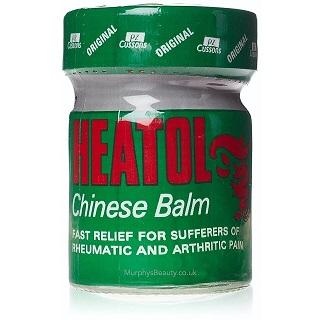 HEATOL CHINESE BALM 23 ml