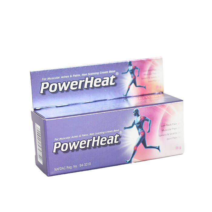 POWER HEAT 25G