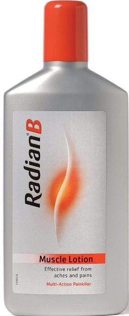 RADIAN B MUSCLE LOTION (250ml)
