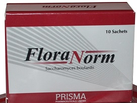 FLORA NORM SACCHAROMYCES (SACHET) PRISMA