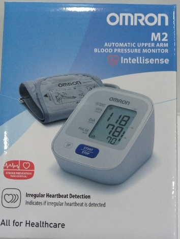 OMRON M2 BLOOD PRESSURE MONITOR