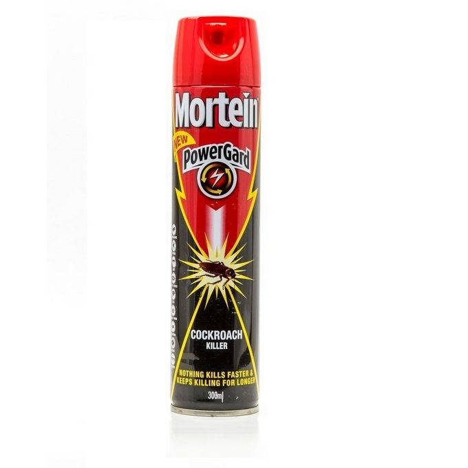 MORTEIN POWER GARD COCKCROACH KILLER