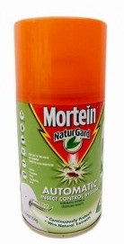 MORTEIN NATURGARD AUTOMATIC 250ML/154G