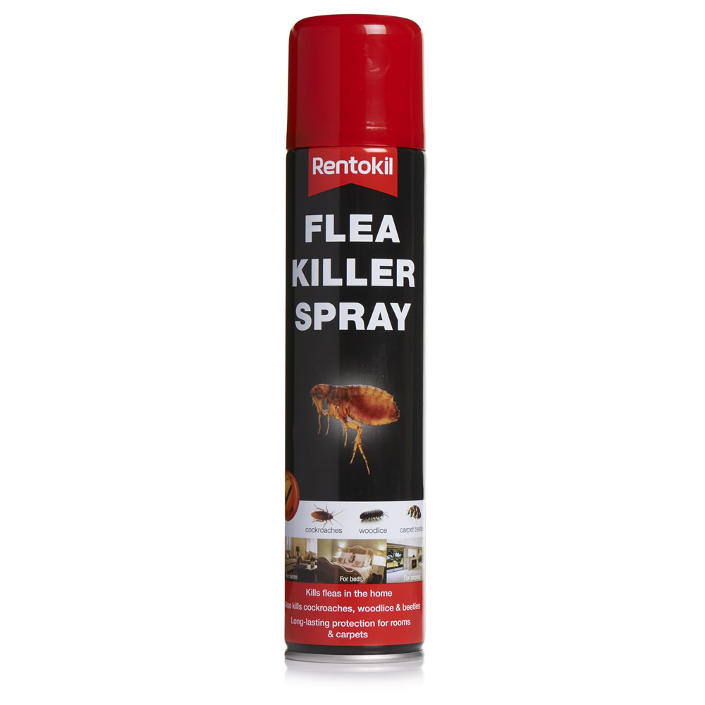 RENTOKIL FLEA KILLER SPRAY 300ML