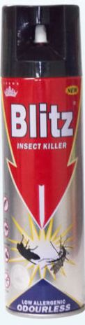 BLITZ INSECT KILLER 400ML
