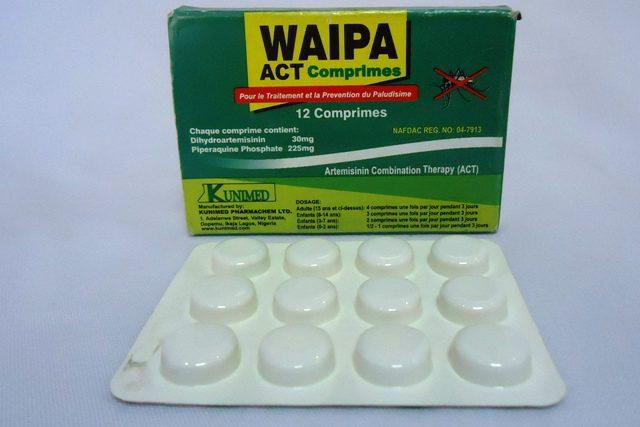 WAIPA ACT COMPRIMES *12 CAPSULES