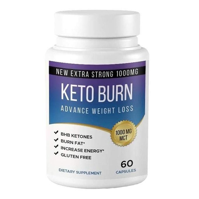 KETO BURN 60 CAPS