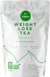 FRISKA WIEGHT LOSS TEA WITH MORINGA 60G