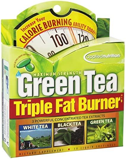 GREEN TEA TRIPLE FAT BURNER *30 SOFTGLS