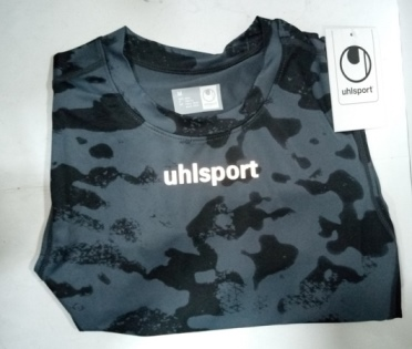 UHLSPORT CUTSLEEVE T-SHIRT CUT-791-LU