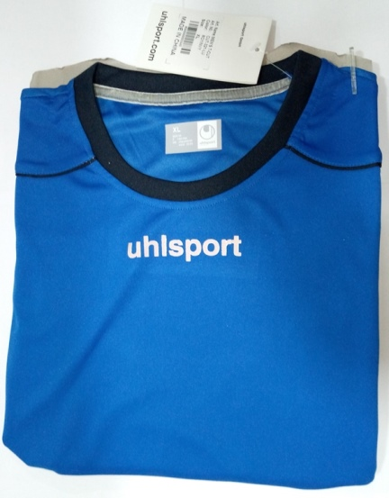 UHLSPORT MENS T-CUT 321-LU T-SHIRT