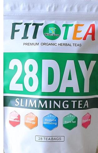 WINS TOWN FIT TEA 28 DAY SLIMMING TEA