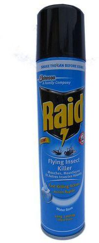 RAID FLYING INSECT KILLER 300ML (ODORLES