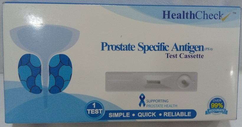 PROSTATE SPECIFIC ANTIGEN TEST CASSETTE