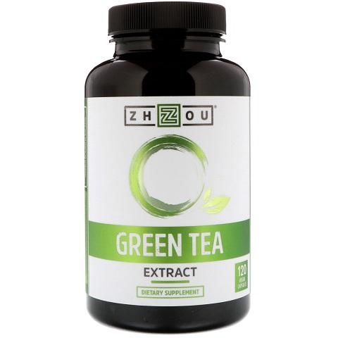 ZHZOU GREEN TEA EXTRACT 120VIGGIE