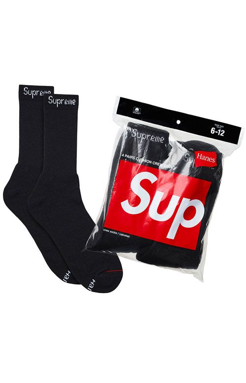 SUPREME ADULT UNISEX SOCKS
