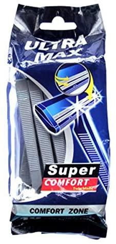 Ultra Max Super Comfoft Twin Blade Pk*10