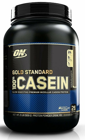 On Gold Standard 100% Casein 2LB 909 g
