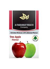 AL FAKHAMAH TIVO APPLE FLAVOUR