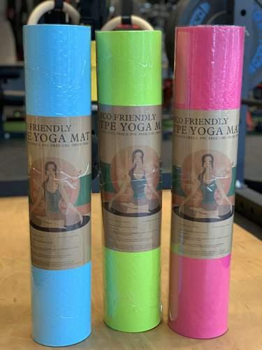 Eco-Friendly TPE Yoga Mat 100%