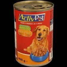 ActivPet Adulto Dog Food 400g