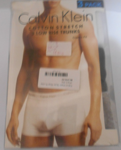 Calvin Klein 3Low Rise Trunks 3Pack Mix
