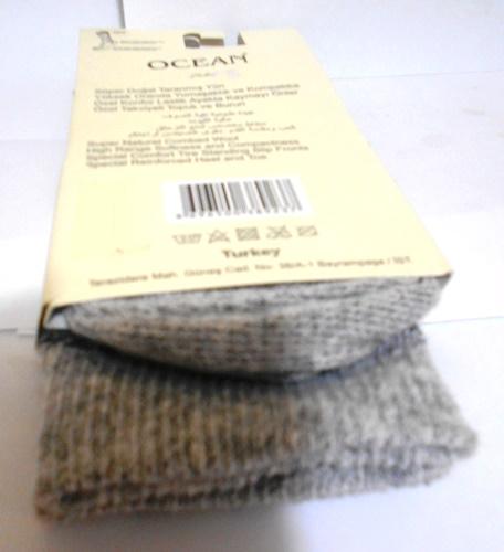 Lambswool Ocean Socks