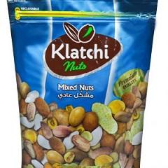 Klatchi Nuts (mixed) 170g