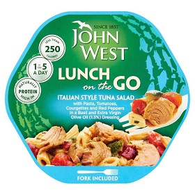 John West Lunch Go (Italian Salad)