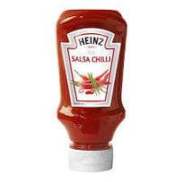 Heinz Salsa Chilli 245g-220ml