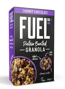 Fuel Granola Chunky Chocolate 400g
