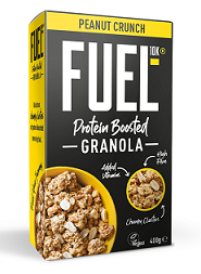 Fuel Granola Peanut Crunch 400g