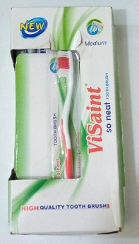 Visaint So Neat Medium Toothbrush