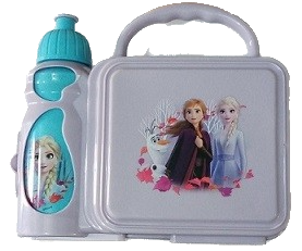 Children Coloured Animated Lunch Box