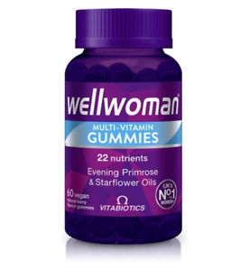 WELLWOMAN MULTI-VITAMIN GUMMIESX 60GUMS
