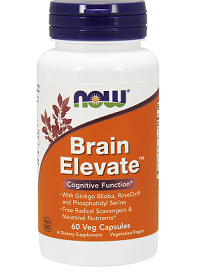Now Brain Elevate cognitive Function x60