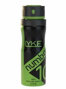 Lyke Number 10 Men Perfume Spray 200ml