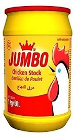 Jumbo Chicken Stock Bouillon  Poulet 1kg